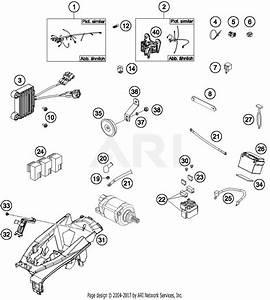 Diagram Of Drive Belt For Husqvarna Rz4623