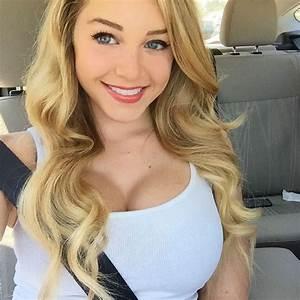 Tasty hot blonde teen