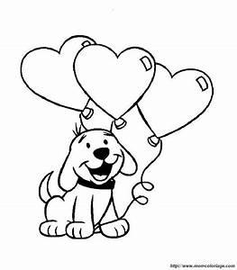 Dessin Saint Valentin : coloriage st valentin les beaux dessins de f tes imprimer ~ Melissatoandfro.com Idées de Décoration