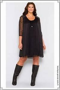 Robe Pour Femme Ronde : robe soiree femme ronde ~ Nature-et-papiers.com Idées de Décoration