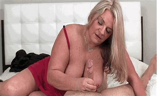 Spurting A Large Cum Swallow Out While Riding My Booty Dick #Mature #Milf #Granny #Handjob