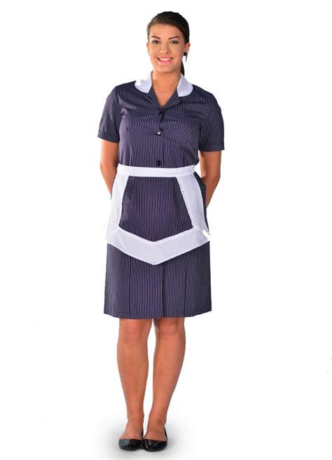 recherche femme de chambre blouse femme de chambre à manches courtes rayure carlton