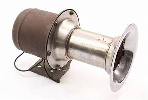 Antique Sparton Model A Horn 6v
