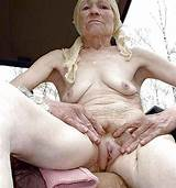 Very mature naked grannies