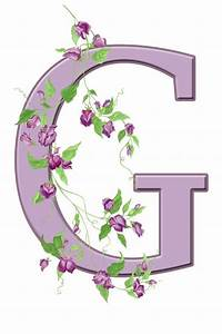 Letter G Floral Initial Free Stock Photo - Public Domain ...