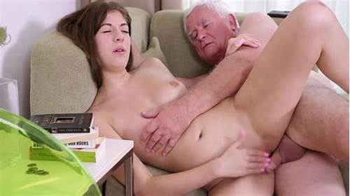 Teens College Cutie Sultry Porn With Her Senior