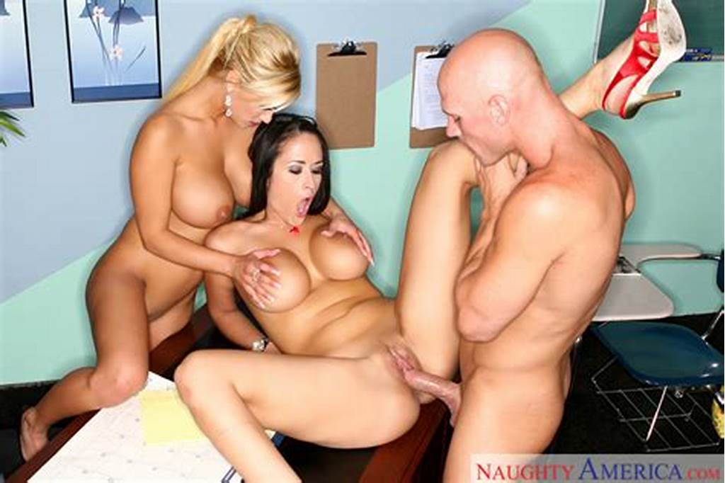 #Carmella #Bing #Fucking #In #The #Classroom #With #Her #Average #Body