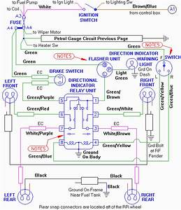 Mga Fused Ignition Circuit Diagram B