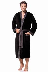 Morgenstern Bademantel Herren : herren bademantel kimono in schwarz morgenstern ~ A.2002-acura-tl-radio.info Haus und Dekorationen