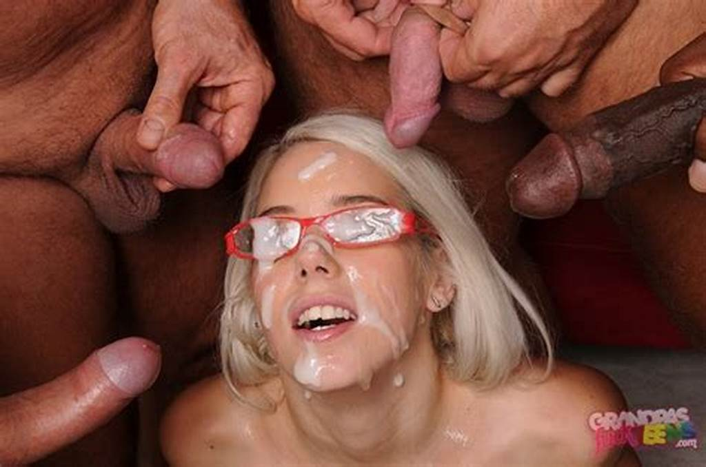 #Gangbang #Facials,Facial,Glasses,Bukkake,Cum #On #Glasses