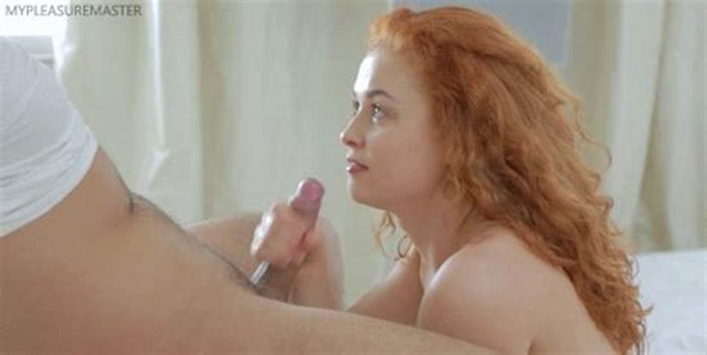 #Redhead #Takes #A #Mouthful #Of #Cum