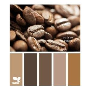 This coffeecoffee color palette, consists of 4 main colors. blue turquoise tan brown home color schemes - Google Search | Coffee colour, Color inspiration ...