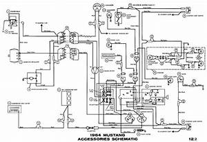 699 1969 Mustang Ignition Switch Wiring Diagram