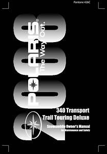 340 Transport Manuals