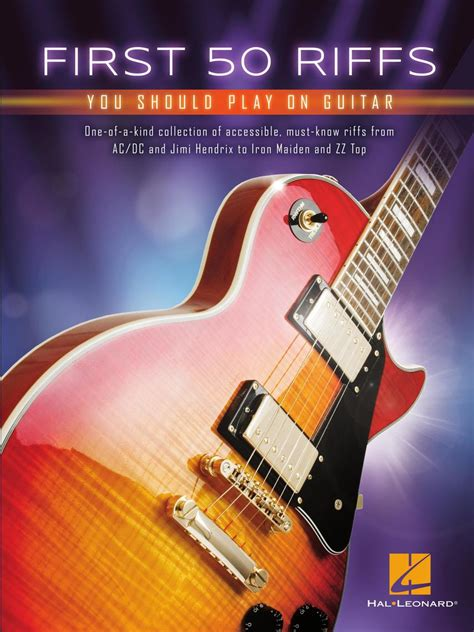 First 50 Riffs You Should Play on Guitar   Scribd