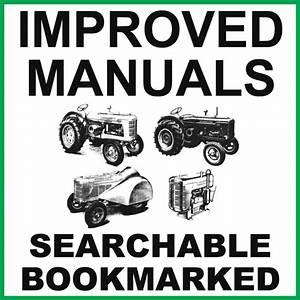 Ih Farmall 4 Series I4 Iu4 O4 Os4 U4 W4 Tractor Factory