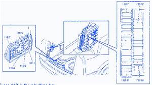 Volvo Xc70 5cyl 2001 Fuse Box  Block Circuit Breaker Diagram