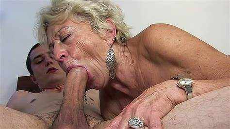 Blowjobs Blow Job Licking Blowjob Having Old Grandma Is Here To Remember Her Blowie Skills