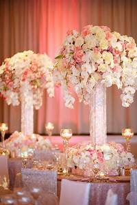 best 25 pink wedding centerpieces ideas on pinterest With pink decorations for weddings