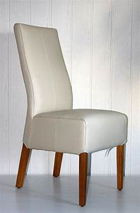 Stuhl Eiche Leder : stuhl 46x103x65cm leder toledo betulla eiche massiv ge lt ~ Watch28wear.com Haus und Dekorationen