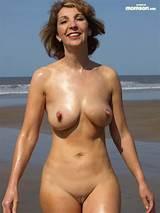 Pretty nude old women
