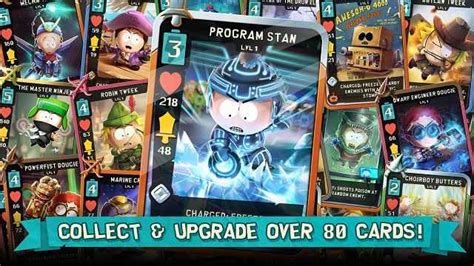 If you are a fan of american animated films, then perhaps the movie south park has been a popular name in recent years. South Park Phone Destroyer v2.0.1 Mod Apk Download - Mod Apk Free Download For Android Mobile ...