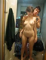 Mirror shot nudes couples