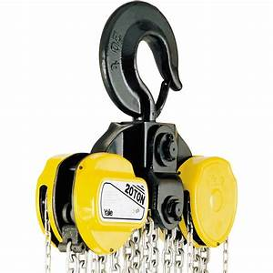 Yale Vs Iii Hand Chain Hoist