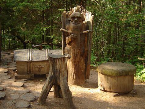 Творилкино: Терветский парк. Часть 2. Сказочный лес ...