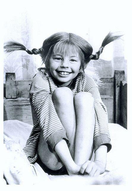 Pippi Longstocking Pippi longstocking My childhood