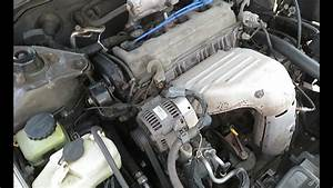 Front End Engine Tear Down 2 2l Toyota Camry 1997