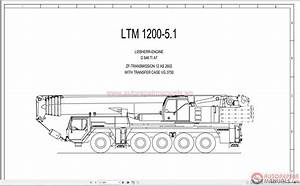 Liebherr Mobile Crane Ltm 1200