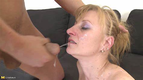 Nerdy Pov Model Takes Creampie On Her Face