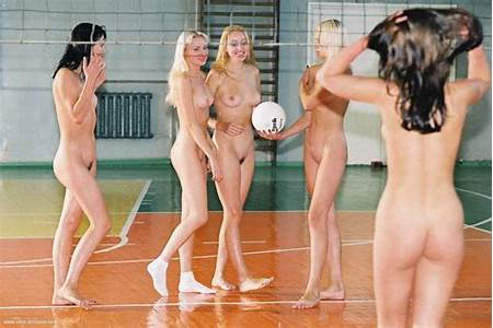 Teens Volleyball College Nude