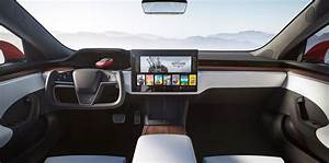 Tesla unveils redesign of the Model S with new interior and range of 836 km
