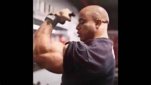 Victor Martinez Training For Mr  Olympia 2015