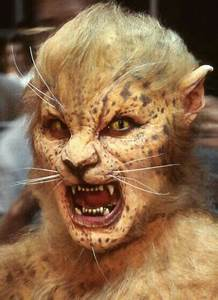 Feline, Creature, Makeup