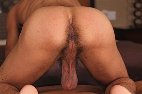 Enormous Black Ball Who Has The Immense Balls In Gay Porn