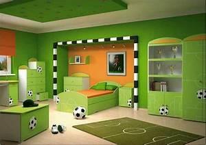 Fussball Deko Kinderzimmer : kinderzimmer fussball deko ~ Watch28wear.com Haus und Dekorationen