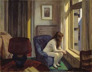 Representations: Research about Edward Hopper