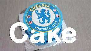 How to Make a Chelsea Cake Simple - YouTube