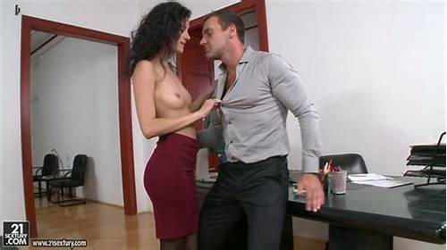 Sultry Teens Secretary Tease Her Tiny Boss To Banged Him #Lusty #Secretary #Leanna #Sweet #Fucks #Her #Boss #In #The #Office
