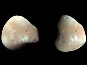 Mars' Moon Deimos | NASA
