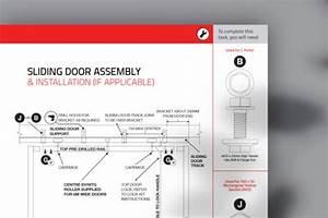 Melbourne Shed Garage Manual Brochure  U2013 Freelance Graphic