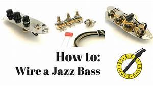 Fender Jazz Bass Wiring Diagram