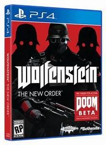 """Wolfenstein: The New Order Pre-order Bonus: """"New DOOM 4 ..."""