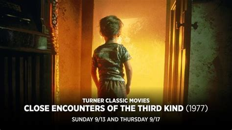 Turner Classic Movies: Close Encounters of the Third Kind