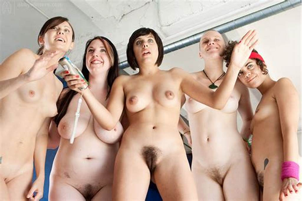 #Naked #Women #Group #Nude #Girls #Blondes