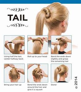 Printable Instructions For The Tail   A Bun With A