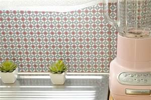 Dalle Pvc Adhesive Pour Cuisine : id e credence cuisine dalle pvc cr dences cuisine ~ Premium-room.com Idées de Décoration